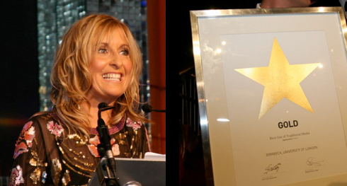 Fiona Phillips and Heist Awards